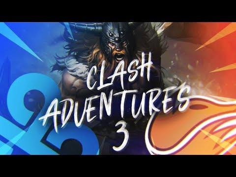 Metaphor - CLASH ADVENTURES! Episode #3 ft. Cloud 9 + Echofox?!?
