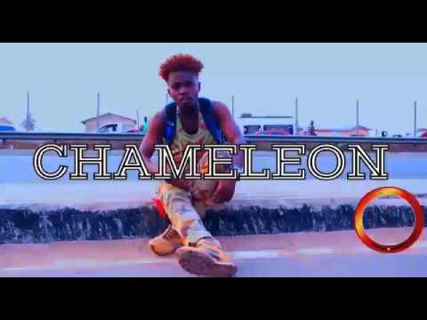 Ghana's  answer  to dancehall #chameleon to de world