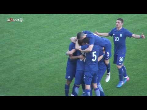 Ελλάδα - Ουγγαρία U21: 2-1 (Φάσεις & Γκολ)