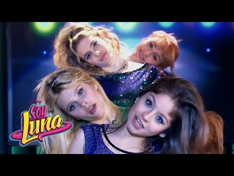 Las chicas cantan Un destino | Momento Musical (con letra) | Soy Luna