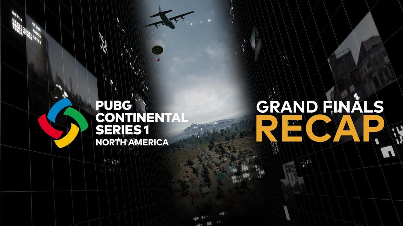 PCS1 NA Grand Final Day 3 & 4 Recap