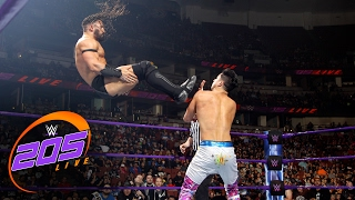 TJ Perkins vs. Neville: WWE 205 Live, Feb. 14...
