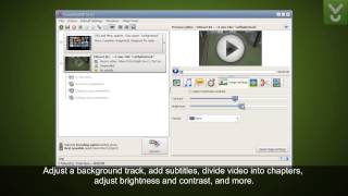 ConvertXtoDVD - Convert and burn video to DVD - Download Video Previews