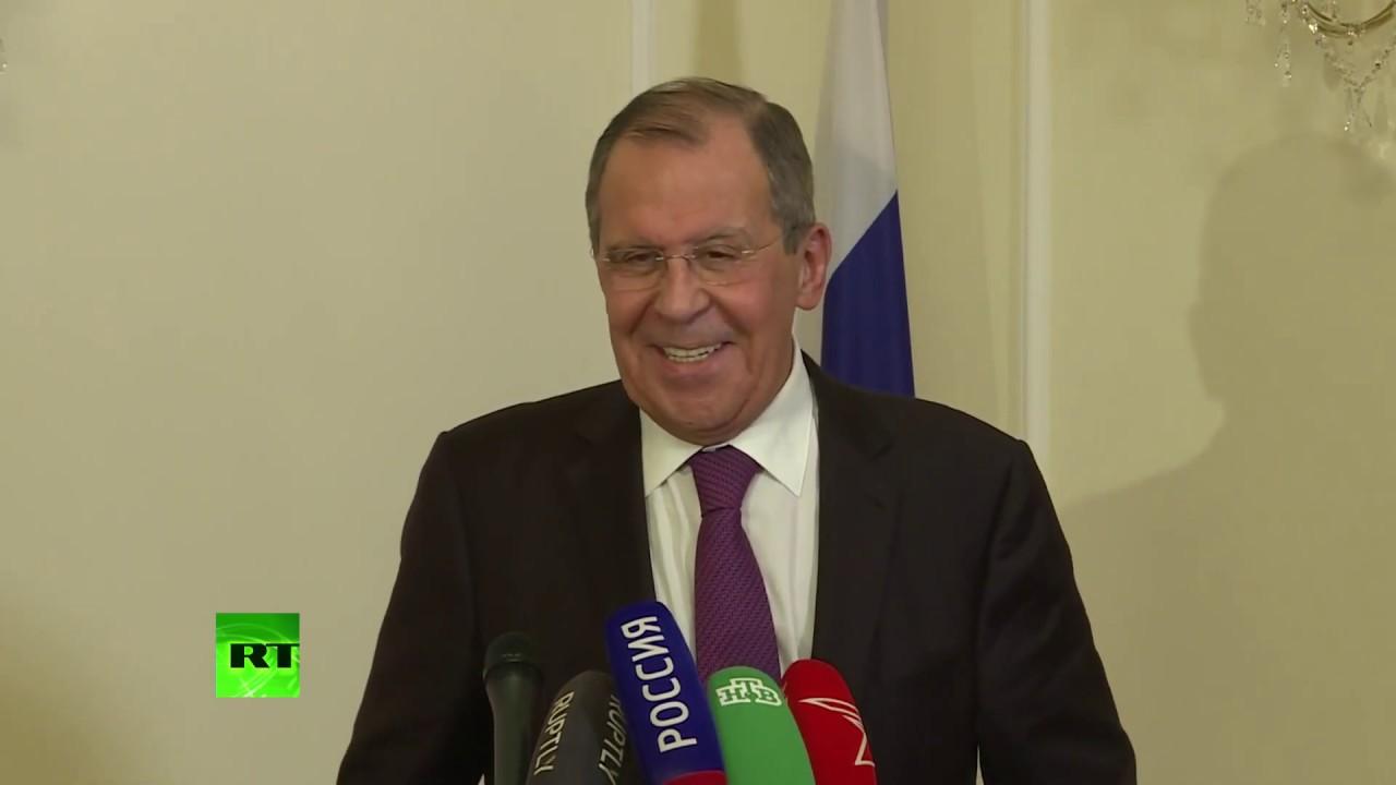 Лавров подводит итоги Мюнхенской конференции по вопросам безопасности