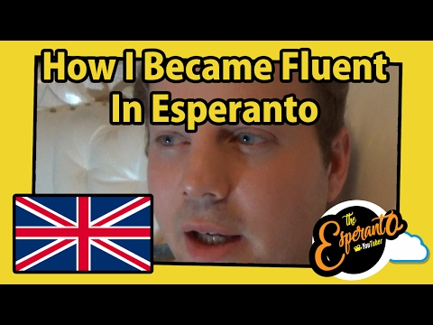 How I Became Fluent In Esperanto
