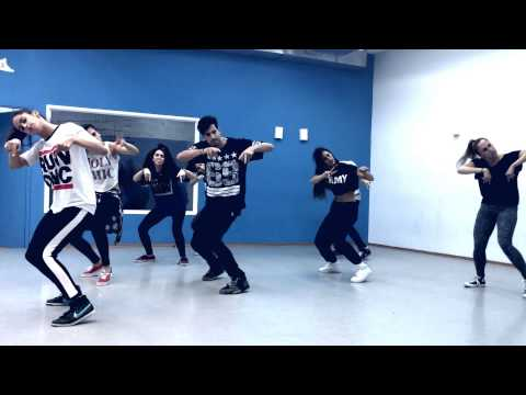 Lil Jon feat. Tyga - Bend Ova | Dance | BeStreet
