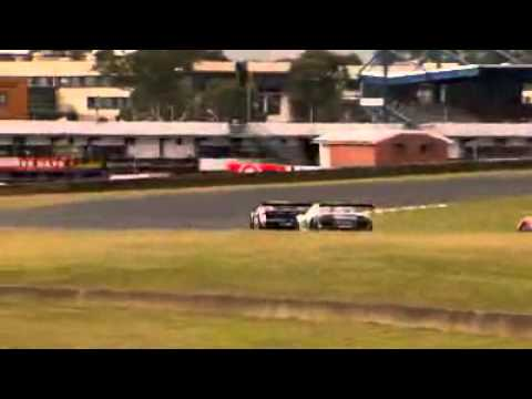 Round 3 Eastern Creek Race 2 Part 1   2010 Vodka O Australian GT Championship