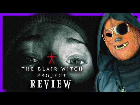 The Blair Witch Project REVIEW | Why It's Hated (& Why I Love It!)