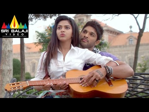Iddarammayilatho Movie Brahmanandam Comedy | Allu Arjun, Amala Paul | Sri Balaji Video