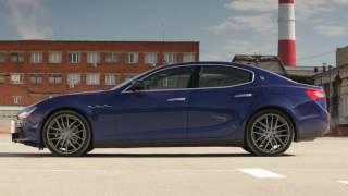 """Анонс Maserati Ghibli Hd. Тест-Драйв В Шоу """"Разгон""""."""