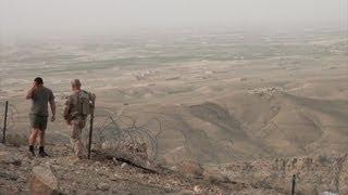 U.S. Marines Re-supply Mission to Kajaki Dam, Afghanistan   AiirSource