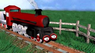 Stop Smoking - A 3D Steam Train Animation