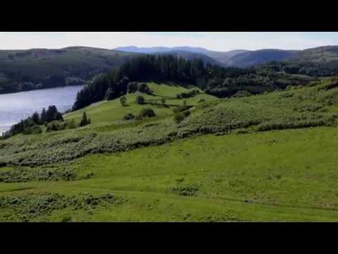 Lake Vyrnwy Hotel & Spa UAV Video Shoot
