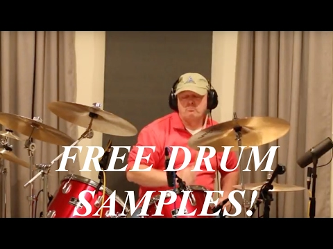 Free Drum Samples - YouTube