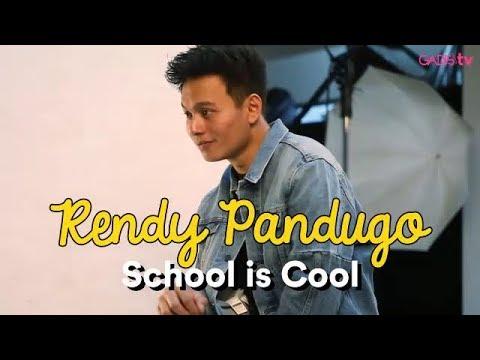 Rendy Pandugo Terpaksa Tinggalin Gebetannya Sewaktu Sekolah