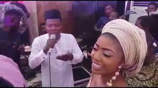 Mega 9'9 live performance at the wedding of Opeyemi & Olatunji Igbekele Akinde