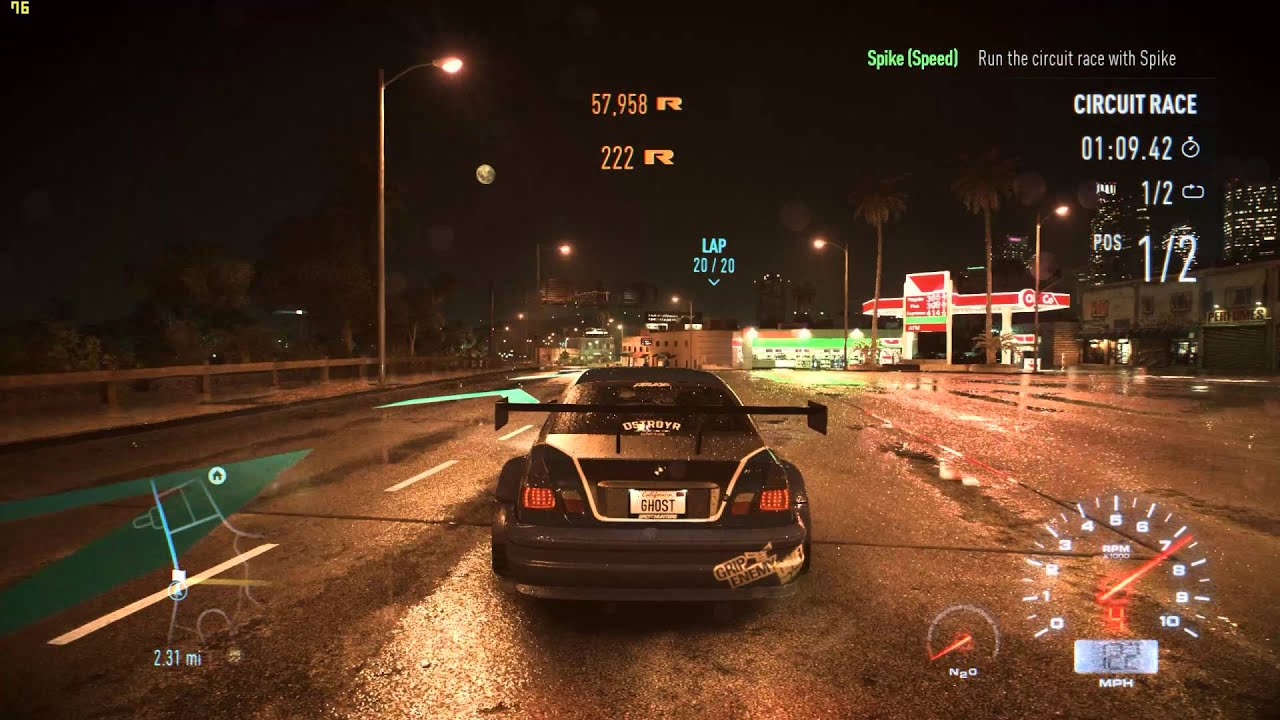 need for speed 2016 pc 2560x1440 ultra graphics. Black Bedroom Furniture Sets. Home Design Ideas