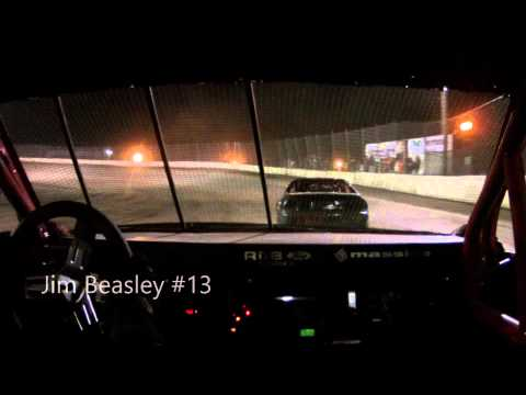 Jim Beasley #13 Sport Compact feature Kankakee County Speedway 9-26-14