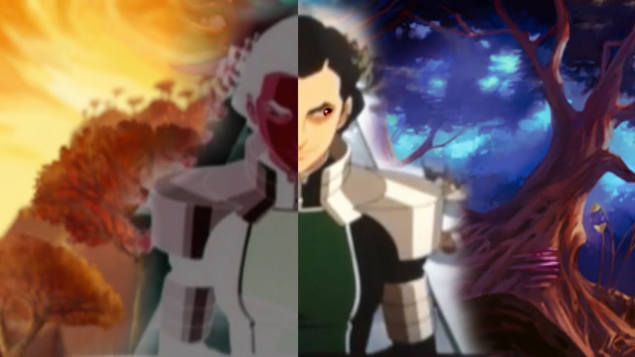 Characters  The Legend of Korra  Enemies Seasons 3 and 4