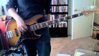 This Is Not An Exit by Saves The Day Bass Cover