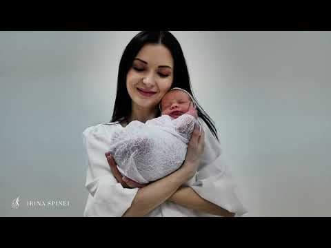 Nicoleta Sava Hanganu newborn