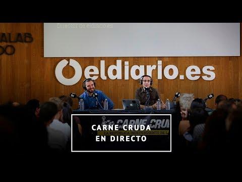 CARNE CRUDA RADIO en directo