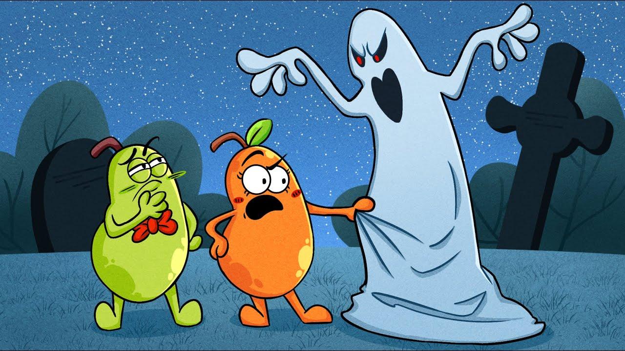 Fruits Met The Ghost