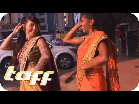 GOA-PARTY und ARRANGIERTE EHEN - facettenreiches Indien | Ronja goes Goa | Teil 2 | taff | ProSieben
