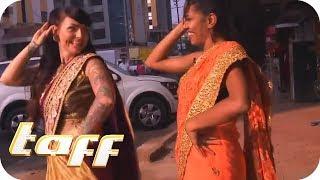 GOA-PARTY und ARRANGIERTE EHEN - facettenreiches Indien   Ronja goes Goa   Teil 2   taff   ProSieben