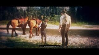 Red Dead Redemption 2: Jim Milton Building His Family Ranch (Epilouge Spoliers)