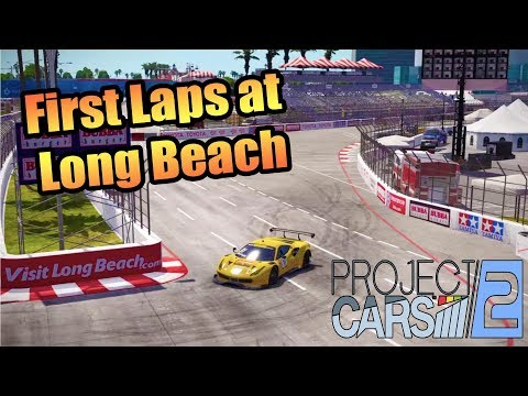 Project Cars 2 | First laps at Long Beach