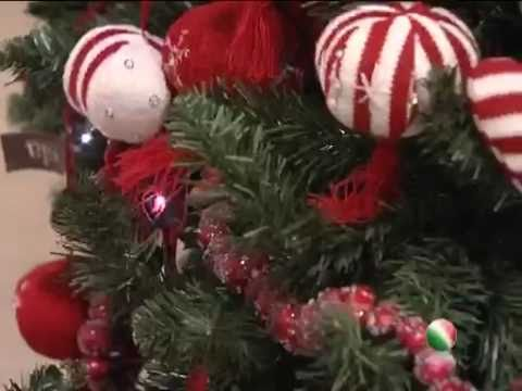 Albero Di Natale Youtube.Come Addobbare L Albero Di Natale Youtube
