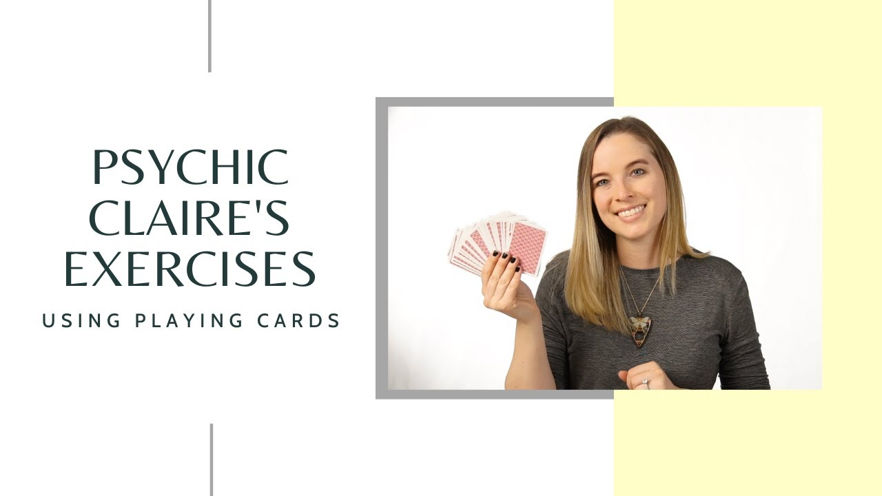Playing Card Exercises to Practice Your Claire's