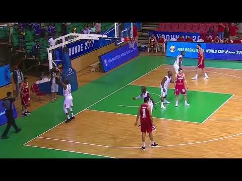 Tunisia Game Best Play vs. Cameroun