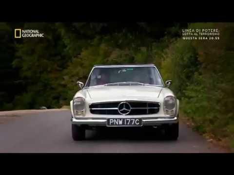 I maghi del garage - Mercedes Benz 230SL