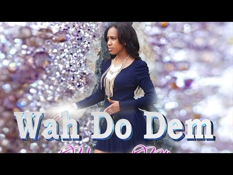 Vanessa Bling - Wha Do Dem (Raw) [Jelly Wata Riddim] March 2015