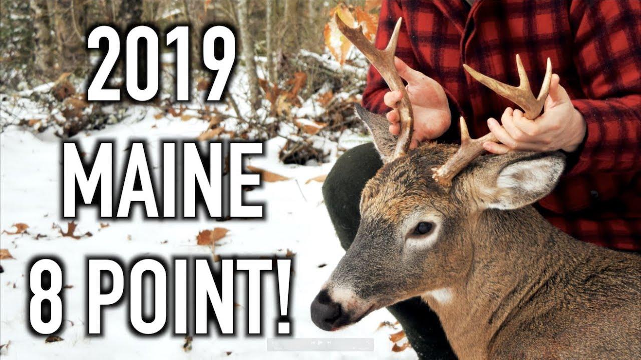 Download 2019 MAINE DEER HUNT! | Ep. 10