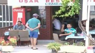 Türk Erkeğine Gay Şakası Yapılırsa, çok komik la D