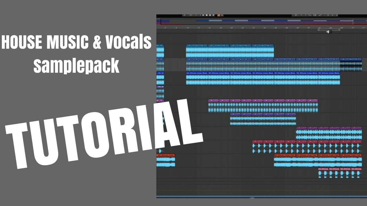 House music vocals samplepack tutorial youtube for Vocal house music