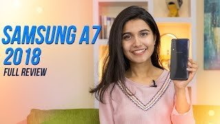 Samsung Galaxy A7 2018 Review!