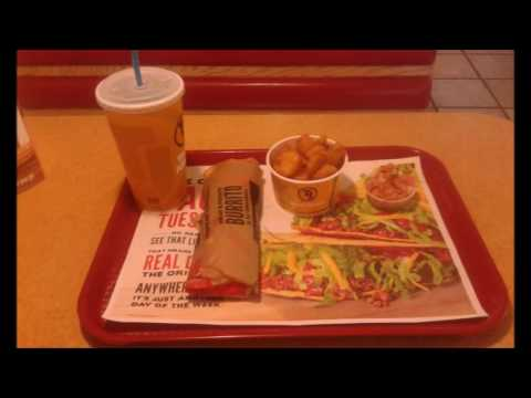 Taco John's. Mixing Mexican and western flavors! USA