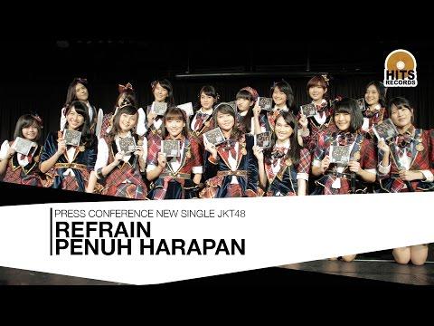 Press Conference JKT48 - Refrain Penuh Harapan