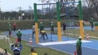 WR Obstacle Run RIO 2011