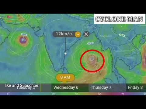 "cyclone-maha-""-latest-update-""- path-of-maha- cyclone-bulbul-:bay-of-bengal"