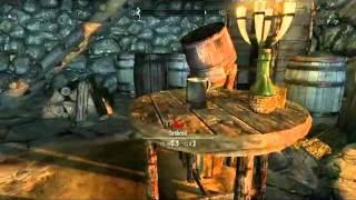 The Elder Scrolls 5 Skyrim - Как воровать в Skyrim