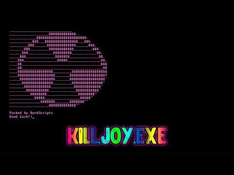 ☢️Kill.Joy.exe (MBR-Virus)