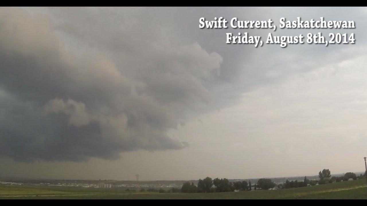 Swift Current Saskatchewan August Th Storm Time Lapse YouTube - Current time in saskatchewan
