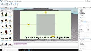 Roblox Studio NPC selling Buso Haki tutorial  