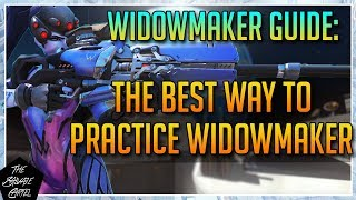 WIDOWMAKER GUIDE: BEST WAY TO PRACTICE WIDOWMAKER AIM & SKILLS!