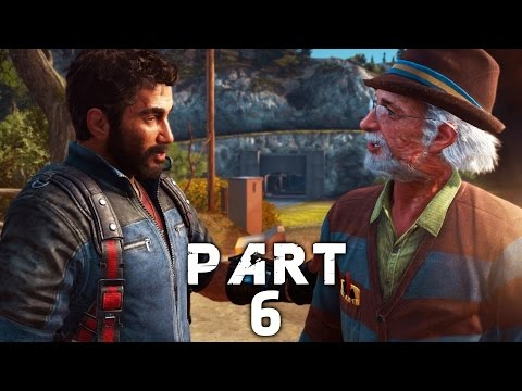 Just Cause 3 Walkthrough Gameplay Part 6 - Turncoat - Campaign Mission 5 (PS4 Xbox One)